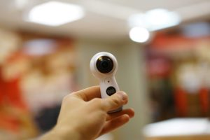 Read more about the article New 360 Video Cameras